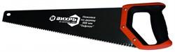"""Ножовка 500 мм """"Тефлон"""" 3D заточка 2 комп.рукоятка - фото 4753"""