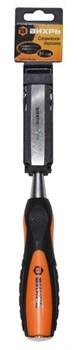 Стамеска-долото 24 мм 2 комп.усиленная рукоятка CrV - фото 4758